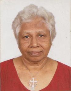 Rev malini Devanande